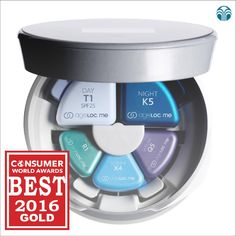 Another win for ageLOC Me, this time from Consumer World Awards!