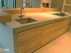 Houten keukens, projecten van Koak Design voor ikea keukens Ikea kitchen hack wooden doors for ikea kitchen cabinets Metod, 100% your Design, Koak Design