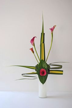 Ikebana by Thomas modern Thai Mai Van