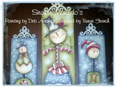 Terrye French Designs Painting with Friends.: Deb Antonick