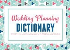 A Wedding Planning D