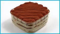 TIRAMISU Ricetta Originale con Mascarpone - Torte italiane - YouTube