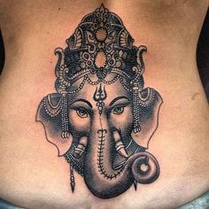 007-ganesha-tattoo-Ink in tattoo