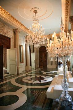 Palacio Duhau, Buenos Aires, Argentina