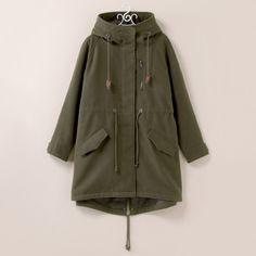 フェイクウールモッズコート 通販 【ニッセン】 大きいサイズ ジャケット・コート 大きいサイズ コート 大きいサイズ モッズ・ミリタリーコート