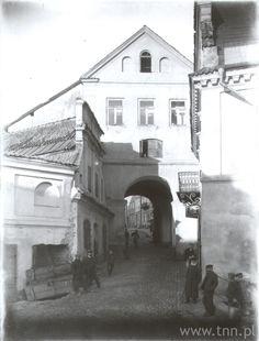 Lublin, Grodzka 21 w Lublinie (Brama Grodzka)