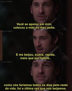 Post anything (from anywhere! Grey's Anatomy, Greys Anatomy Frases, Callie Torres, Meredith And Derek, Owen Hunt, Cristina Yang, About Time Movie, Kate Walsh, Best Series