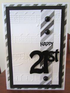 21st birthday - Scrapbook.com