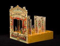 Paper Theater Imagerie Pellerin