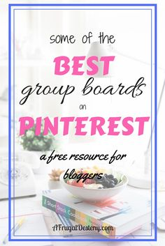 When it comes to blogging, Pinterest is key to spreading your content! You're posts are great, your graphic are gorgeous. Now how do you share them for all the world to see? The answer lies within this post!