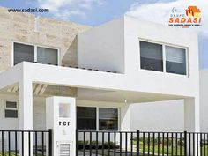 #conjuntoshabitacionales LAS MEJORES CASAS DE MÉXICO. El hermoso modelo de vivienda ALMENDRO, lo podrá adquirir en nuestro desarrollo 3 Cantos. Se trata de una construcción de dos niveles, acondicionada con sala, comedor, cocina integral, 3 recámaras, sala de TV, 2 baños y medio, cuarto de lavandería exterior, jardín y espacio para dos autos. En Grupo Sadasi, le invitamos a comprar su casa en nuestros desarrollos de Guanajuato. jaramirez@sadasi.com
