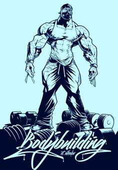 Fitness Illustrations about Arm Wrestling Bodybuilding Logo, Bodybuilding Pictures, Bodybuilding Motivation, Olympia Bodybuilding, Sport Motivation, Fitness Motivation, Smile Wallpaper, Gym Logo, Workout Memes