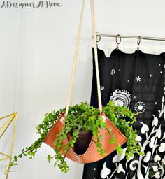 Hey guys! Are you ready for another DIY from my bedroom? One necessity for me was plants. Lots of plants. It really uplifts my mood and makes me feel at ease to be around plants. I didn't want to do anything as permanent as put in shelves (because lord knows I'll only need to move …