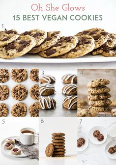 Oh She Glows 15 Best Vegan Cookie Recipes! — Oh She Glows