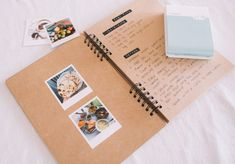 A Pair & A Spare | Mother's Day DIY Idea: A Photo Recipe Book! Homemade Recipe Books, Diy Recipe, Fancy Store, How To Make Your Own Recipe, Family Recipe Book, Create A Family, Recipe Organization, Square Photos, Mother's Day Diy