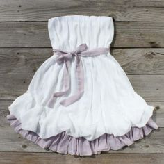 Sugar in your Tea Dress >> So cute!