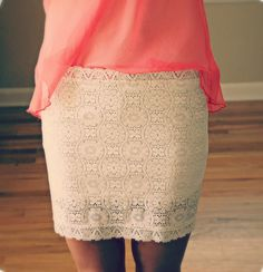 possibly the best diy blogger ever. she made this skirt from a table runner. i highly encourage y'all to check her out!