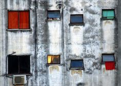 tribute to mondrian by virginiaz, via Flickr
