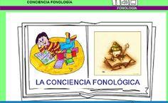 AUDICIÓN Y LENGUAJE: CONCIENCIA FONOLÓGICA (VARIOS RECURSOS)