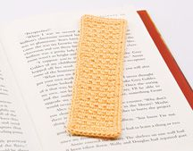 """Seed Stitch Bookmark from my online class, """"Learn to Crochet with Thread"""" on the Annie's website Crochet Classes, Learn To Crochet, Thread Crochet, Crochet Doilies, News Online, Online Video, Seed Stitch, Creative Skills, Yarn Projects"""