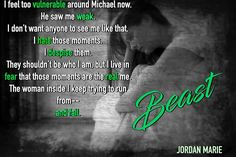 ☆☆ #PREORDER LINKS ☆☆   Beast by Jordan Marie Author Page is now up for Pre-order.  You can grab it now for 1.99  price will raise up to 2.99 after release.  Universal Link: https://books2read.com/u/bxgAOv  #ComingSoon #Beast #DevilsBlazeMC #JordanMarie #MCromance #biker #bikerromance #BikerBooks #TBR #Romance #Books #goodreads #ebooks #eroticromance #bookaddict #bibliophile #bookshelf #adultbooks #adultromance #romancereads #teaser