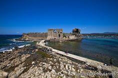 Methoni Castle, Greece
