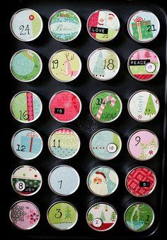 live, love ... craft! - christmas - advent calendar