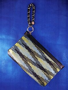 #MMissoni | CYBER LUREX WRIST STRAP CLUTCH | Winter 2014-2015 Collection |