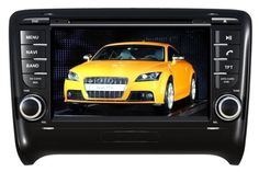Generic 7 inch Car Auto DVD Player for AUDI TT AUDI TT 2006 2007 2008 2009 2010 2011 with GPS navigation - For Sale