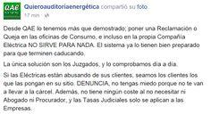 WEBSEGUR.com: ANTE LA ESTAFA DE LAS COMPAÑÍAS, INFÓRMATE