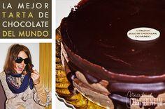 ¡Comprobado! ¡La mejor tarta de chocolate del mundo!