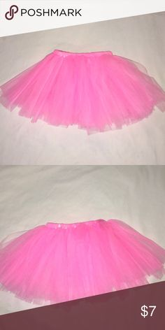 Baby tutu Pink tulle Other