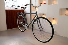 lovely bicycle from Cykelmagere in Copenhagen