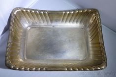 Reed & Barton tray Sterling Silver WINDSOR CENTERPIECE VTG Antique Estate #ReedBarton