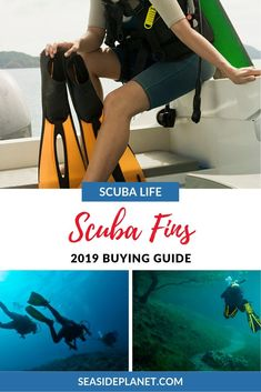 Wondering what the best scuba fins of 2019 are? Then read on to find out how you can make it easy for yourself to maneuver through the water. Deep Diving, Best Scuba Diving, Scuba Diving Gear, Cave Diving, Outdoor Water Activities, Scuba Diving Certification, Scuba Diving Equipment, Maui Vacation, Big Island Hawaii