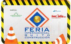HOY Feria Internacional Quito Construcción 2015 en el Centro de Exposiciones Quito desde las 15:00 #InmobiliaEc