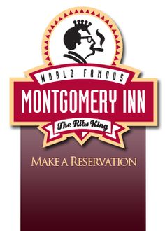 MmmmmMmmm! You want some ribs? If you are anywhere near Cincinnati-you know that Montgomery Inn is the end all be all place to chow down! I am particularly fond of their pork chops!