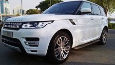Range Rover Sport Rent in Dubai from XCarRental. Best Amazing Discount Offer for Hire of a Range Rover Sport in Dubai and the United Arab Emirates.