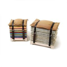 Hockenheimer Z magazine rack by Njustudio