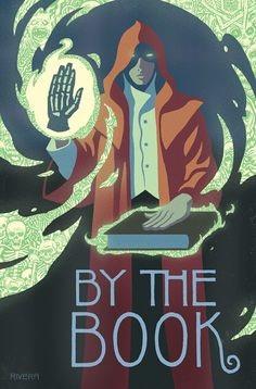 The Occultist #1 By The Book