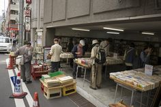 Looking for used books in Tokyo? Jimbocho is the best place for it.