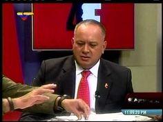 Cabello presenta pruebas de supuesto golpe de Estado