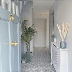 Hall Design, Living Room Color, House, Front Door, House Front, Front Garden, Random House, Hall Flooring, Hallway Inspiration