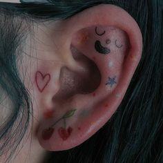Cute Tattoos for Girls Lovely Designs with Meaning - Page 30 of 42 - Tattoo Ideas Mini Tattoos, Cute Girl Tattoos, Pretty Tattoos, Unique Tattoos, Body Art Tattoos, Sleeve Tattoos, Tattoos For Guys, Cool Tattoos, Tatoos