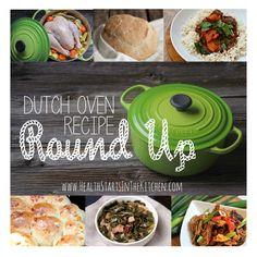Health Starts in the Kitchen – Dutch Oven Recipe Round-Up