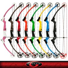 Genesis Youth Bow - Youth Bows & Youth Archery Accessories For Sale
