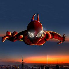 #Spiderman #Fan #Art. (Diving to the city) By: Zswasd. (THE * 5 * STÅR * ÅWARD * OF: * AW YEAH, IT'S MAJOR ÅWESOMENESS!!!™)[THANK Ü 4 PINNING!!!<·><]<©>ÅÅÅ+(OB4E)