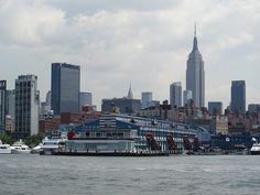 Chelsea Piers, NYC. Nueva York by voces, via Flickr