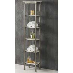 The Orleans Six Tier Bath Tower by Home Styles