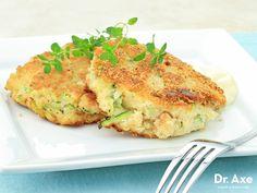 Zucchini Falafel Recipe